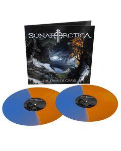SONATA ARCTICA - The days of grays - 2LP - BI - Coloured