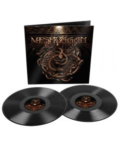 MESHUGGAH - The ophidian trek - LP - Black