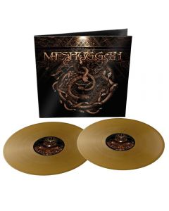 MESHUGGAH - The ophidian trek - LP - Gold