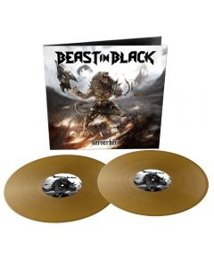 BEAST IN BLACK - Berserker - 2LP - Gold