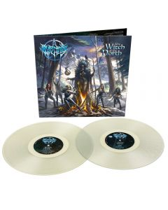 BURNING WITCHES - The Witch of the North - 2LP - Glow in the Dark