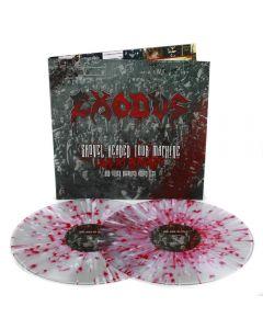 EXODUS - Shovel headed tour machine - LP - Splatter