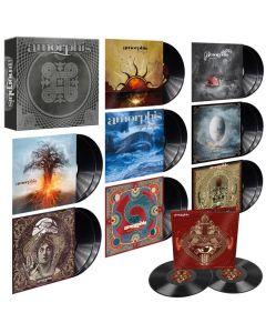 AMORPHIS - Vinyl Collection 2006 - 2020 - The Blast Years - 17LP - BOX - Black