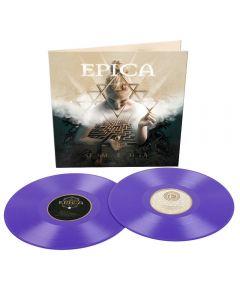 EPICA - Omega - 2LP - Purple