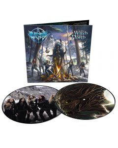 BURNING WITCHES - The Witch of the North - 2LP - Picture - Part II