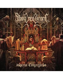 BLOOD RED THRONE - Imperial congregation - CD