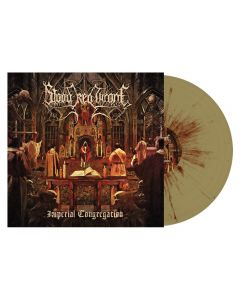 BLOOD RED THRONE - Imperial congregation - LP - Splatter - Black - Gold