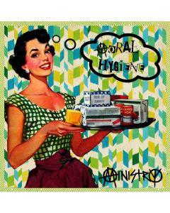MINISTRY - Moral hygiene - CD