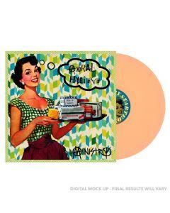 MINISTRY - Moral hygiene - LP - Flesh Pink