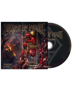 CRADLE OF FILTH - Existence is futile - CD - DIGI