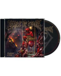 CRADLE OF FILTH - Existence is futile - CD