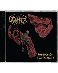 CARNIFEX - Graveside confessions - CD