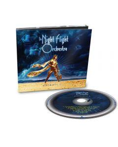 THE NIGHT FLIGHT ORCHESTRA - Aeromantic II - CD - DIGI
