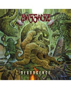 MASSACRE - Resurgence - CD
