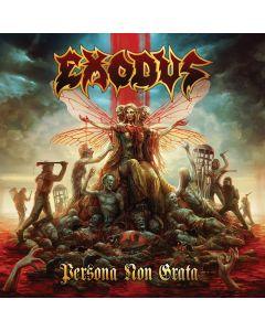 EXODUS - Persona non Grata - CD plus BluRay
