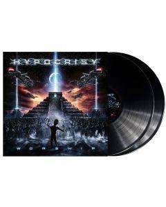 HYPOCRISY - Worship - 2LP - Black