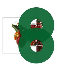 CARCASS - Torn arteries - 2LP - Green