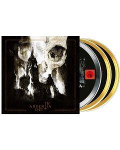 BEHEMOTH - In Absentia Dei - 2CD - DIGIBOOK plus BluRay - FSK 18