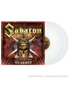SABATON - The Art of War - Re Armed - 2LP - White
