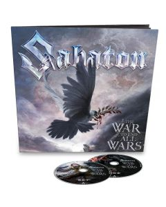 SABATON - The war to end all wars - EARBOOK