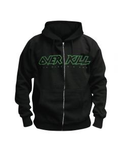 OVERKILL - The Electric Age - Kapuzenjacke / Zipper