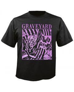GRAVEYARD - Goliath - T-Shirt