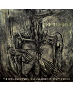 SEPULTURA - The Mediator - Patch / Aufnäher
