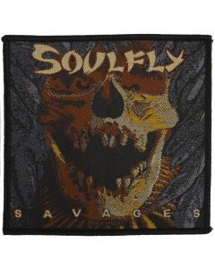SOULFLY - Savages - Patch / Aufnäher
