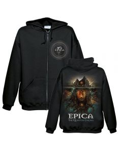 EPICA - The Quantum Enigma - Kapuzenjacke / Zipper