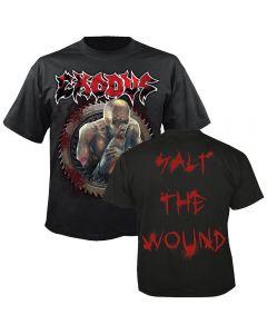EXODUS - Salt the Wound - T-Shirt