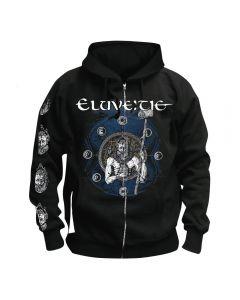 ELUVEITIE - The Nameless - Kapuzenjacke / Zipper