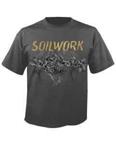 SOILWORK - The Ride Majestic - Grey - T-Shirt