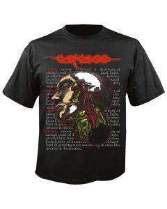 CARCASS - Dead Body - T-Shirt