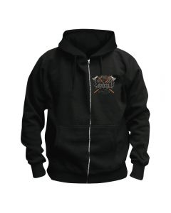 ENSIFERUM - Viking Warrior - Kapuzenjacke / Zipper