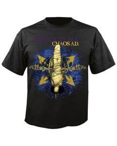 SEPULTURA - Chaos A.D. - 30th Anniversary - T-Shirt