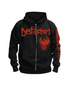 DESTRUCTION - Under Attack - Kapuzenjacke