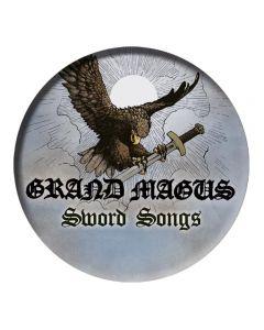 GRAND MAGUS - Sword Songs - Button