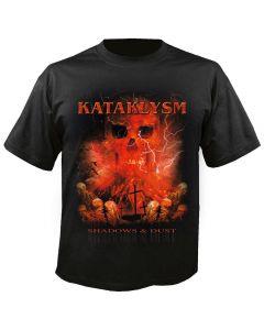 KATAKLYSM - Shadows & Dust - T-Shirt