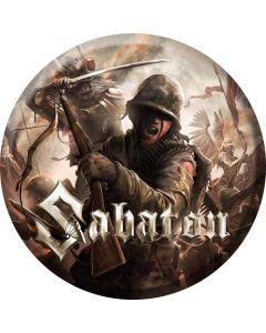 SABATON - The Last Stand - Button / Anstecker