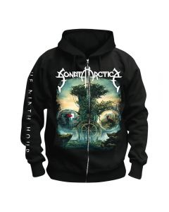 SONATA ARCTICA - The 9th Hour - Kapuzenjacke / Zipper