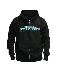 SEPULTURA - Machine Messiah - Kapuzenjacke / Zipper