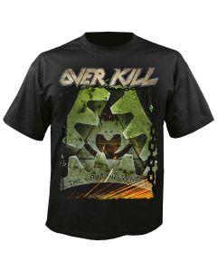OVERKILL - The Grinding Wheel - T-Shirt