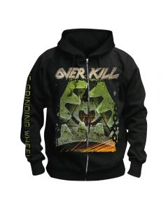 OVERKILL - The Grinding Wheel - Kapuzenjacke / Zipper