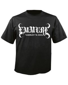 EMMURE - Look at Yourself - Logo - T-Shirt