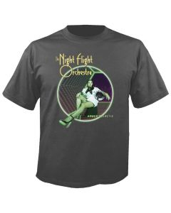 THE NIGHT FLIGHT ORCHESTRA - Amber Galactic - T-Shirt