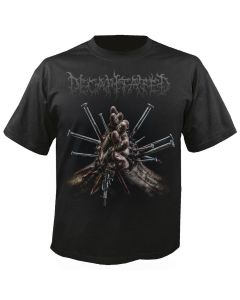 DECAPITATED - Anticult - T-Shirt