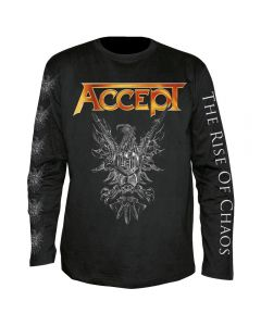 ACCEPT - The Rise of Chaos - Langarm - Shirt / Longsleeve