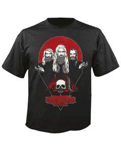 KADAVAR - Black Mass - T-Shirt