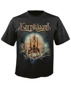 KORPIKLAANI - Masters - T-Shirt