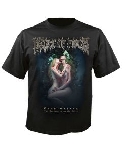 CRADLE OF FILTH - Savage waves of ecstasy - T-Shirt